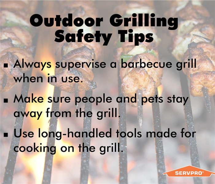 Firing Up That Grill? Keep Your Fire Damage Down